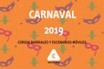 Fechas y detalles de los corsos barriales del Carnaval 2019 en el Municipio C