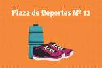 Oferta de actividades deportivas de la Plaza Nº 12