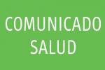 Comunicado de Salud