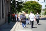 Acciones en el barrio Capurro para acompañar la obra del Ferrocarril Central