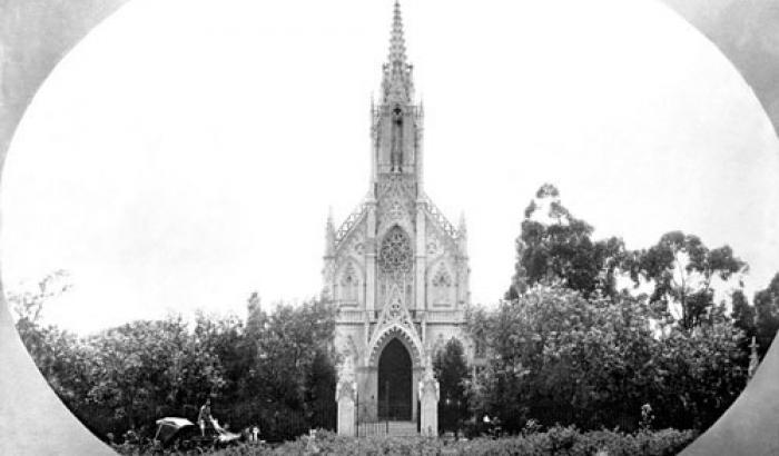Parroquia Sagrada Familia. s-d. (Foto 857b FMH.CMDF.IMM.UY)