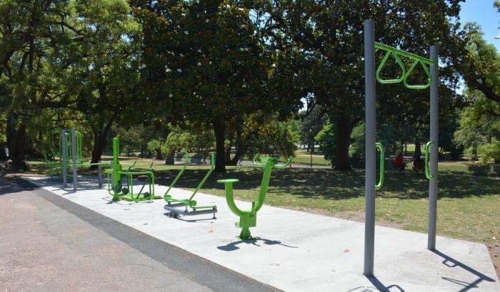 Parque Prado Vaz Ferreira y Buschental (circuito aeróbico del Prado)