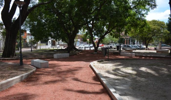 Plaza Pedro Poveda