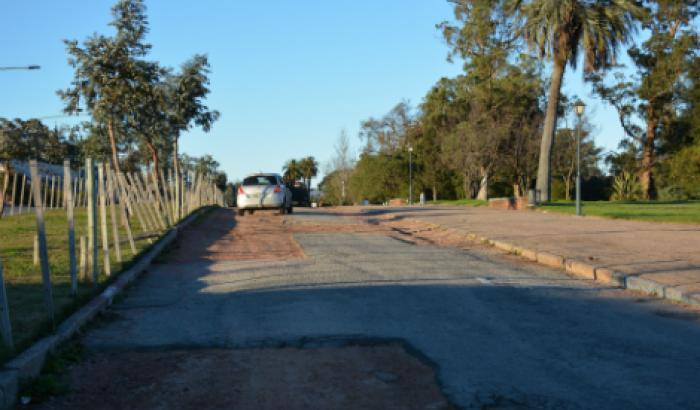 Comenzamos obras de mantenimiento y mejora en Av. Buschental