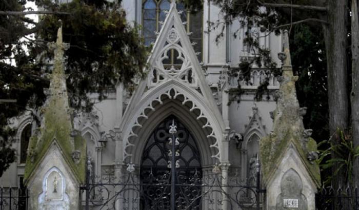 Capilla Jackson. Iglesia de la Sagrada Familia