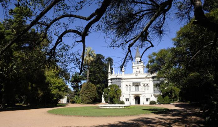 Casa quinta Aurelio Berro sede de Uruguay National Garden