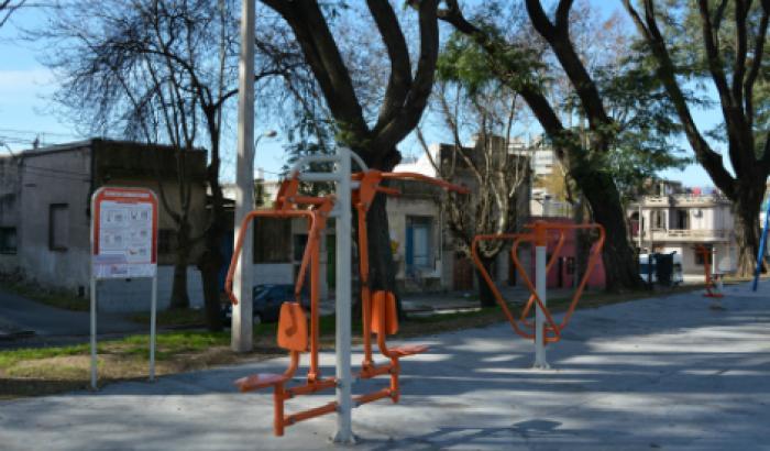Plaza de las Misiones