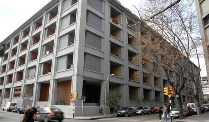 Fábrica Alpargatas. Terrazas del Palacio