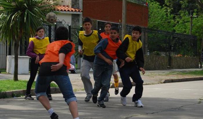 Fútbol Calle 2011