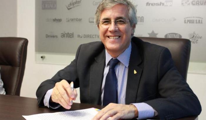 Héctor J. Rañales, Secretario del Club
