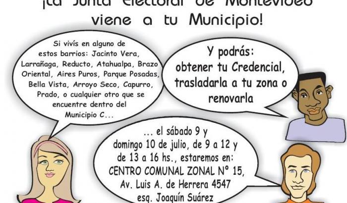 La Junta Electoral en el Municipio C.