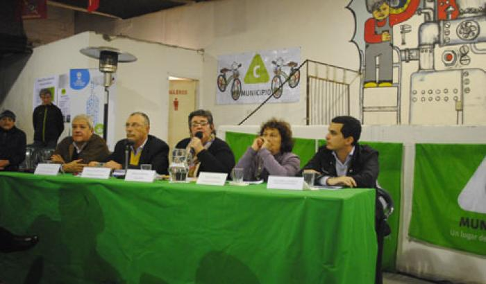Alcaldesa Miriam Rodríguez