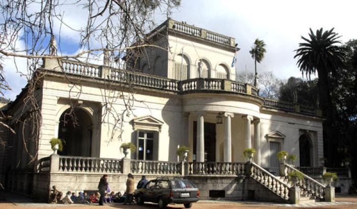 Casa quinta Raffo. Museo Municipal de Bellas Artes Juan Manuel Blanes