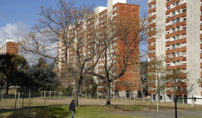 Conjunto Habitacional Parque Posadas