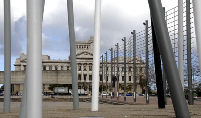 Plaza 1° de Mayo