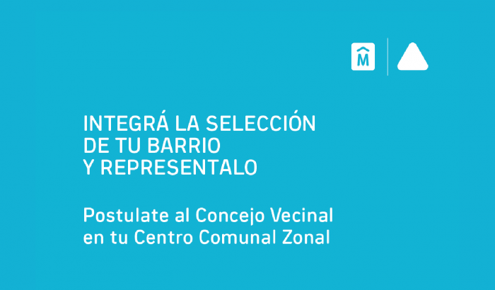 Postulate al Concejo Vecinal