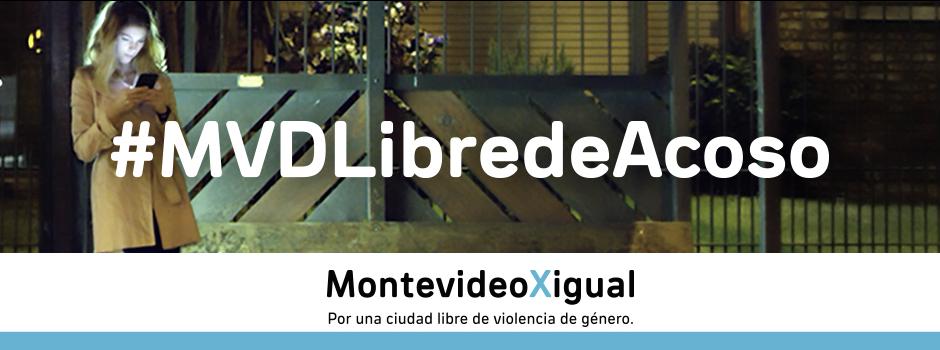 #MVDLibrede Acoso