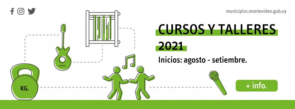 Cursos y Talleres 2021